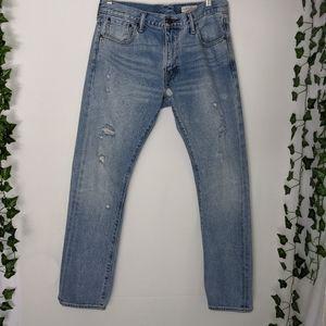 Levi's 505 C Japanese Selvedge Denim Jeans
